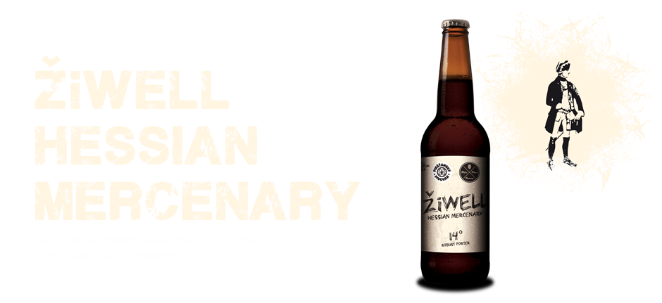 ZiWell Hessian Mercenary