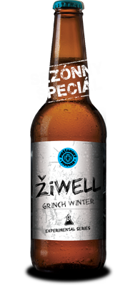 ŽiWell Grinch Winter Masala Porter