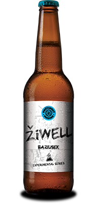 ŽiWELL Bazilisek New England IPA