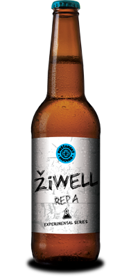 ŽiWELL Red IPA Craftbeer
